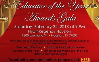 Educator of the Year Gala