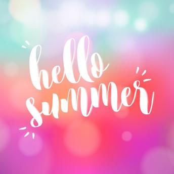 JULY & AUGUST 2018 CALENDAR