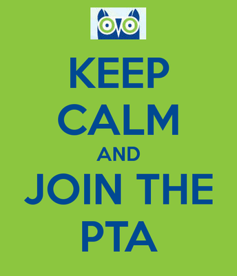 JOIN THE PTA!!