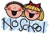 NO SCHOOL ON FRIDAY, SEPTEMBER 29TH