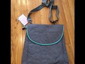 backpack/sling bag/side shoulder bag VARY YOU in grey