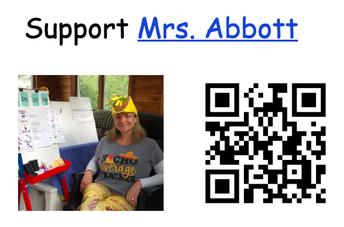 Support Mrs. Abbott