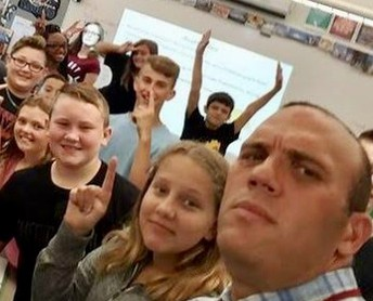 Strayer teacher SPARKs important student talks