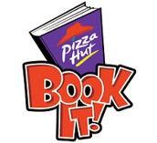 Book It! (for free pizza coupon!)