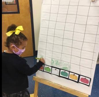 Pumpkin graphing