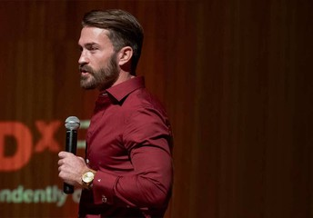 Tony on TED Talks