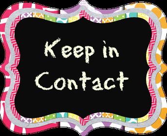 Teacher Contact List