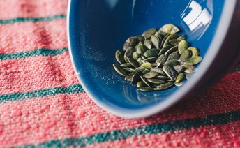 Eat pumpkin seeds!