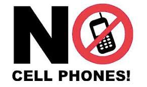 Reminder: No Cell Phone Use during After-School Activities