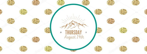 Thursday, August 19th