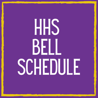 HHS Bell Schedule