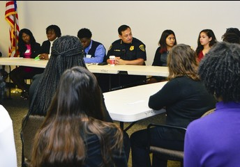 Applications Being Accepted for Police Chief Acevedo's Youth Police Advisory Council