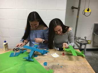 Increasing participation for GIRLS in STEM