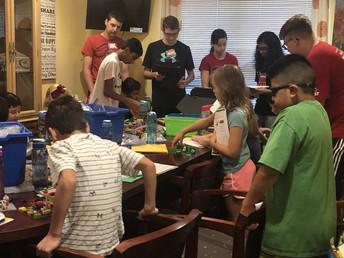 FLL Jr./STEM Summer Camp