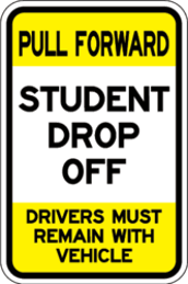 Drop Off ZOne