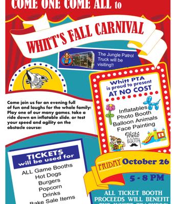 Fall Carnival!
