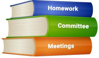 Homework Committee Meetings