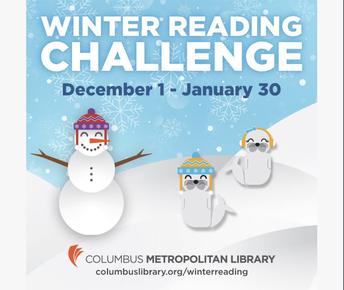 columbus metropolitan library winter reading challenge