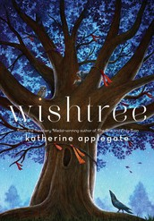 K.A. is touring her new book, Wishtree!