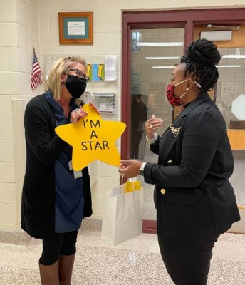Tracey Snyder- January Star Polisher