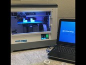 3D printing comes to CMHS