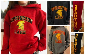 Spirit Wear for the Holidays - GOING FAST!