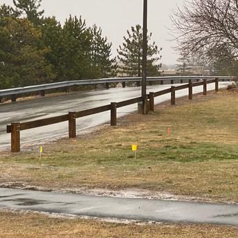 Updated guardrail