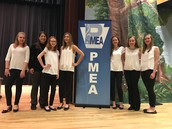 OVMS Students Participate in Choral Festival