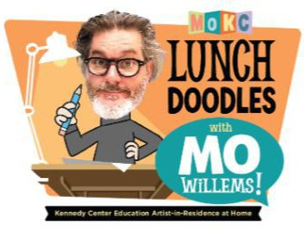 Lunch Doodles with Author & Illustrator Mo Willems