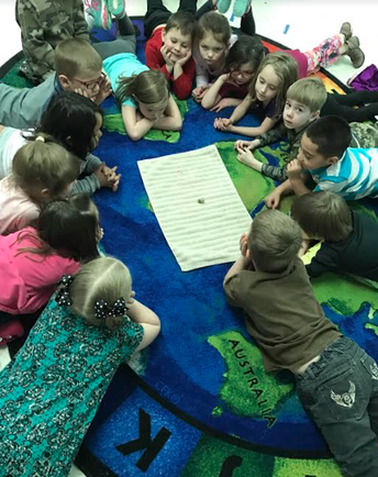 Greetings Future Kindergarten Parents!