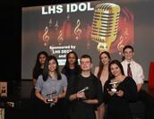 LHS Idol Winners Crowned