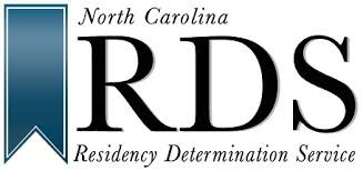 NC RESIDENCY DETERMINATION SERVICE - ARE YOU A NC RESIDENT?