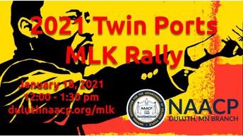 Twin Ports 2021 MLK Day - January 18