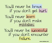 Are you teaching your child how to deal with failure?