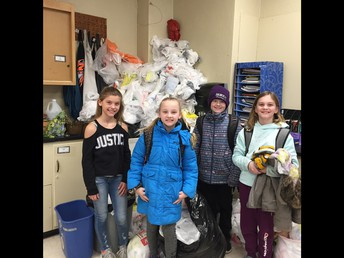 GT Elementary Fourth Grade Recycling Project