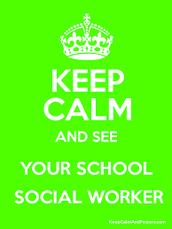 National School Social Work Week!