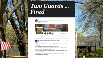 Two Guards Fired