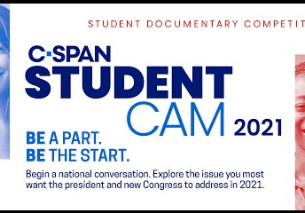 Vote for the C-Span StudentCam Fan Favorite