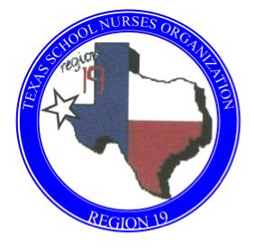 Texas School Nurses Organization-Region 19