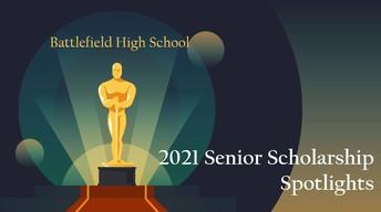Senior Scholarship Spotlight Ceremony
