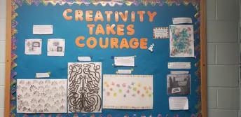 ART - Creativity Takes Courage