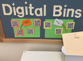 Supporting Nonfiction with Digital Text Bins