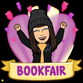 Scholastic Virtual Book Fair / Feria del Libro Virtual Scholastic
