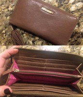 Stella Leather Wallet
