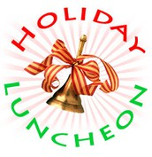 Holiday Luncheon in the Cafe on 12/13
