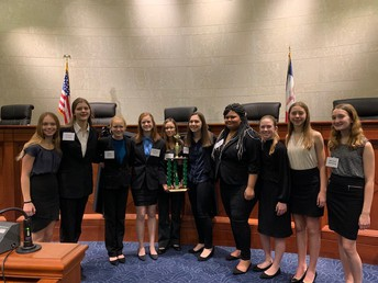 JMS/SMS Mock Trial Teams Shine at State