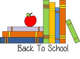 Back at School Starting October 5th!