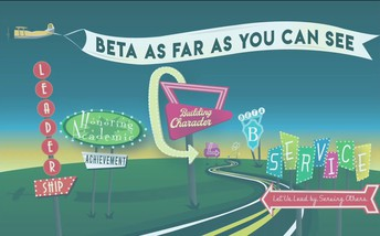 Beta Convention Information