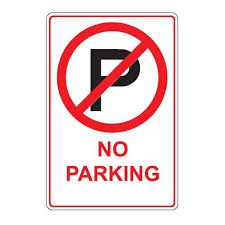 Parking Restrictions at the Middle School