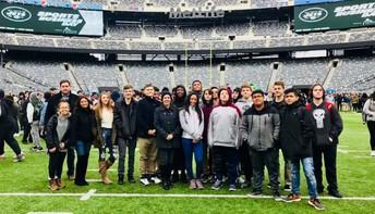 NY Jets Sports Business Day